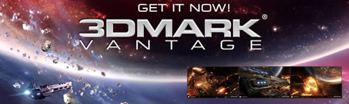 Futuremark releases 3DMark Vantage