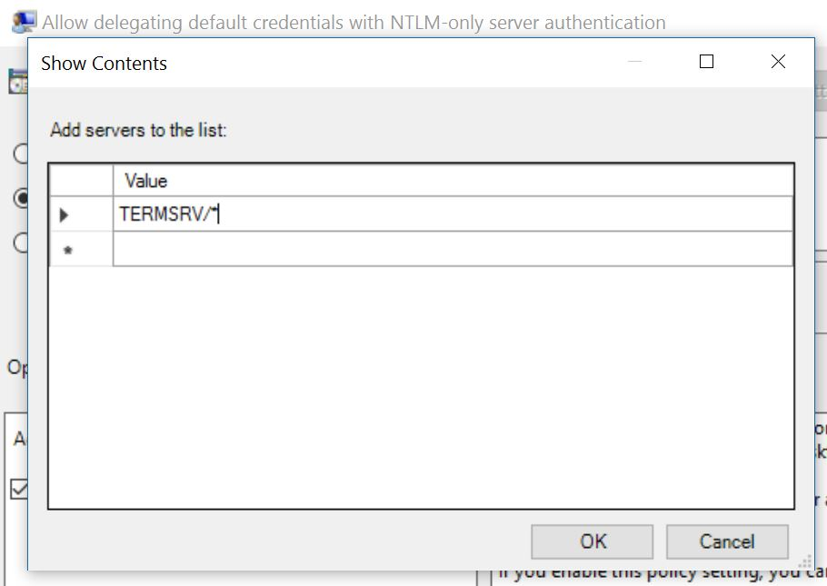 TommyNation com – How to Fix RDP not Saving Password / Credentials